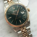 Rare 1958 Steel ROSE Gold Datejust cal 1065 Butterfly Rotor