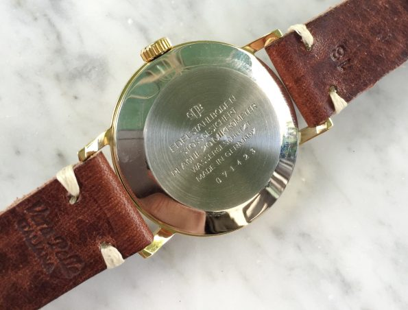 Vintage GUB Glashütte Spezimatik Automatik Datum