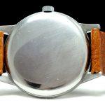 Genuine IWC watch with black Explorer dial Vintage 35mm