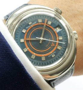Jaeger LeCoultre Speed Beat y1798 (1)