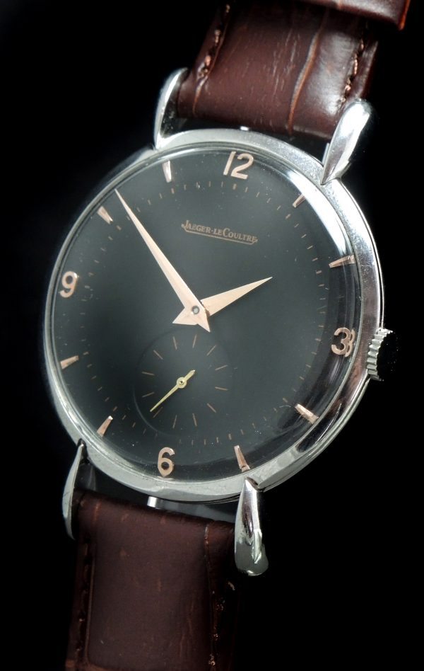 Amazing 36mm Jaeger LeCoultre Vintage Watch