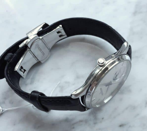 FULL SET Jaeger LeCoultre Master Ultra Thin Moonphase Calendar Dresswatch