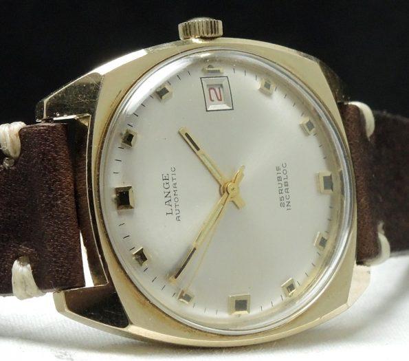 Rare Pre Lange und Söhne Automatic Vintage Watch