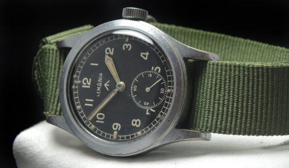 Lemania Vintage RAF Dirty Dozen Military Air Force ww2 www