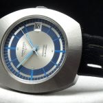 Perfect Longines Admiral Automatic from the 70ties Vintage