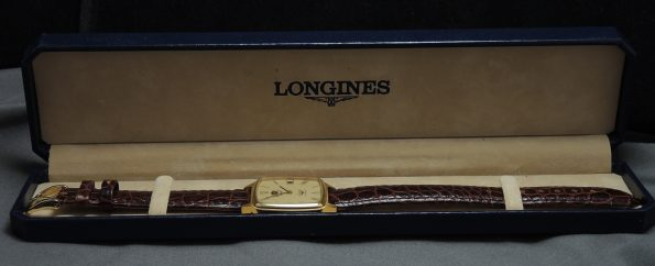 WITH EXTRACT Rare Longines Automatic Arab Sheikh Dial