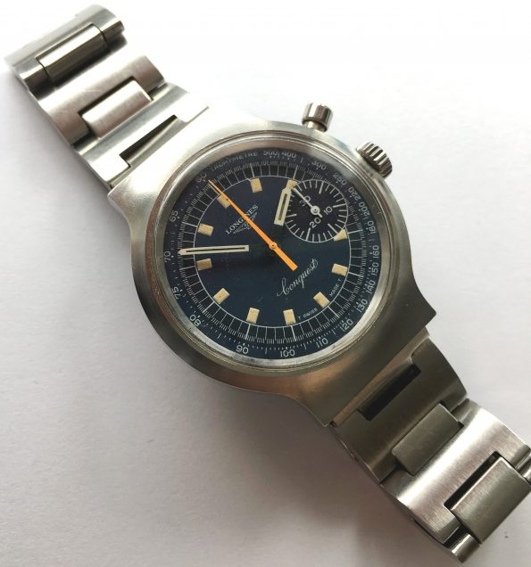 Longines Conquest Olympic Games Munich 1972 Genuine Strap