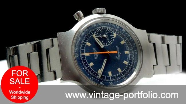 Longines Conquest Olympic Games Munich 1972 Genuine Strap