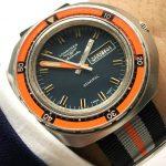 Cool Longines Diver Vintage 70ties Automatic