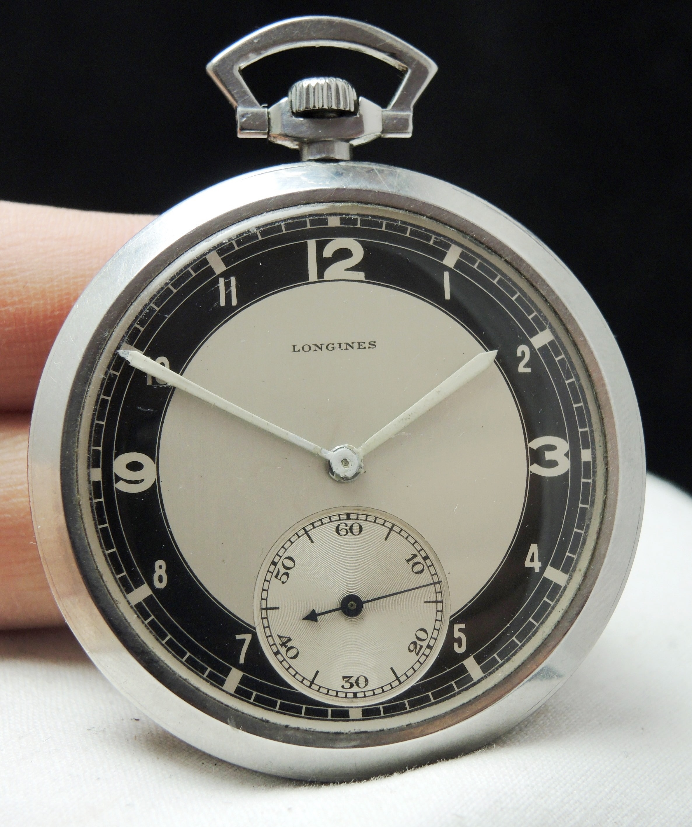 dating a longines pocket watch Old and antique pocket watches for sale dating from the mid- 19th century to  great looking longines tank watch,  vintage pocket watch and wristwatch.
