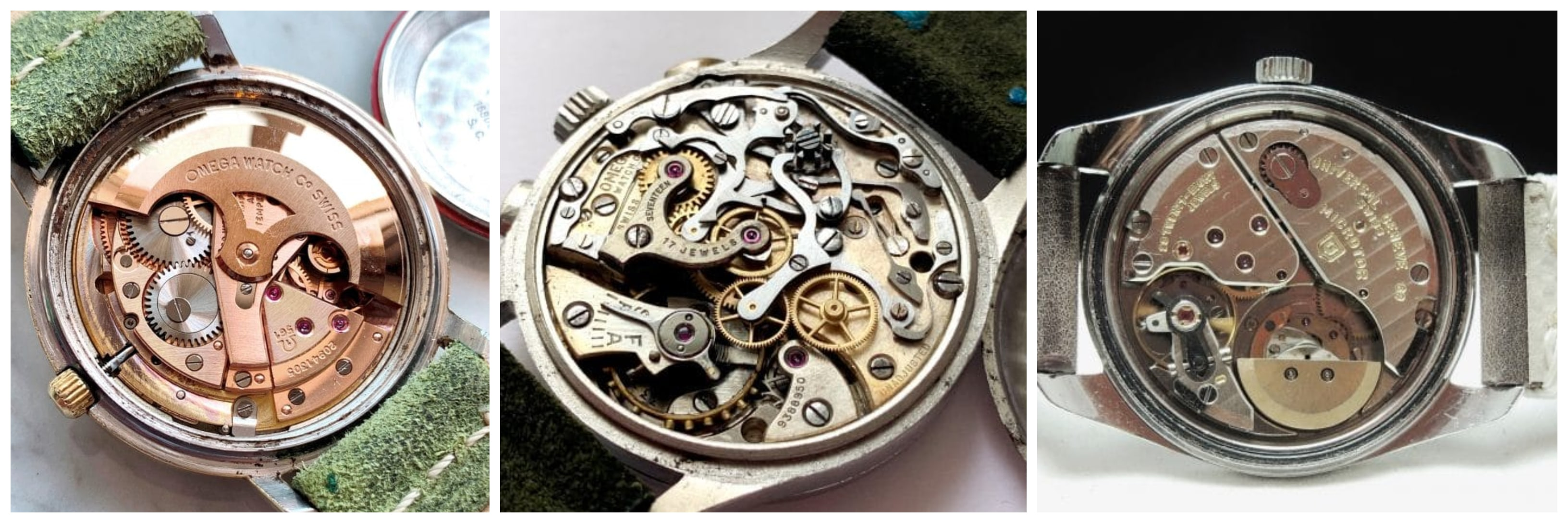 The Four Biggest Mistakes When Buying Vintage Watches