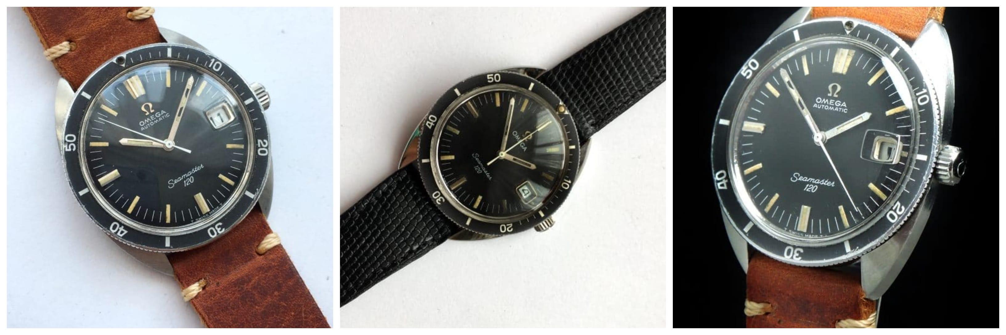 Vintage Legends: Omega Seamaster 120