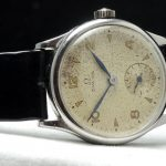 Omega 26.5 sob Military from 1935