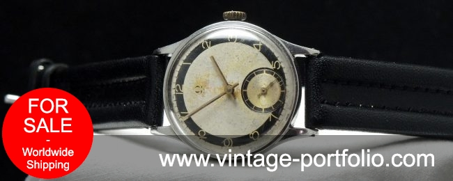 Omega 26.5 t3 Military from 1939