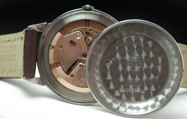 Beautiful Omega 37mm Jumbo Honeycomb Automatic Vintage