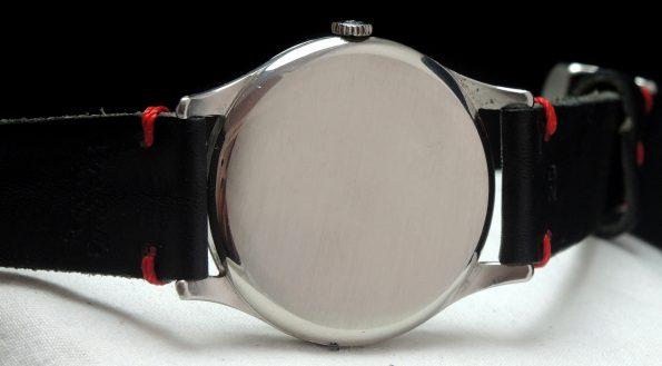 Perfect Omega 38mm Oversize Jumbo Vintage black dial