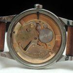 Wonderful Omega black dial Automatic Vintage Calatrava
