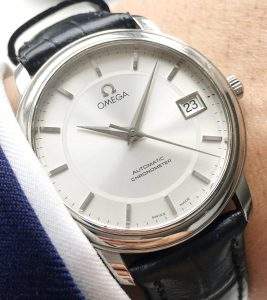 Omega Chronometer Automatic y1838 (1)