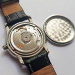 Perfect Omega Chronometer Automatik Steel 35mm De Ville