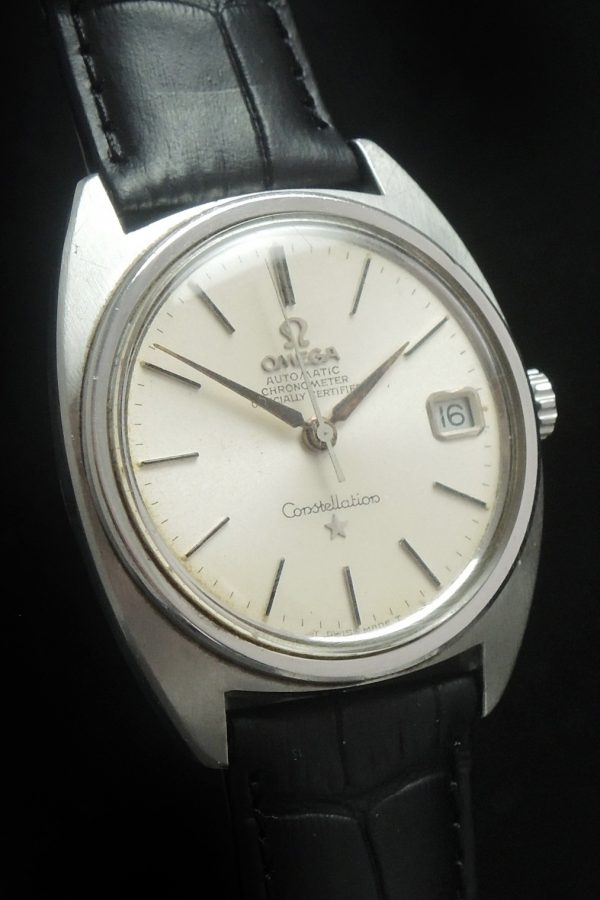 Beautiful Omega Constellation Automatic Vintage