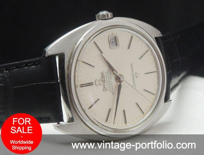 Beautiful Omega Constellation Automatic Vintage