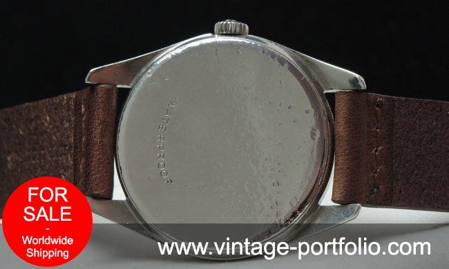 Factory Original Omega Ranchero Vintage Cream Dial
