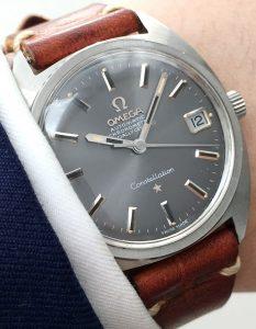 Omega Constellation Chronometer Automatic Vintage