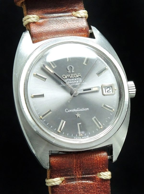 Omega Constellation Chronometer Automatic Vintage