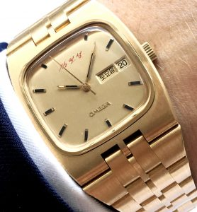 Omega Constellation Nord Korea a1771 (1)