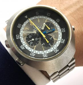 Serviced Omega Flightmaster Vintage Chronograph