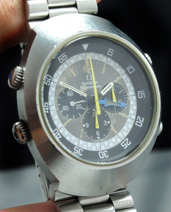 Serviced Omega Flightmaster Vintage Chronograph