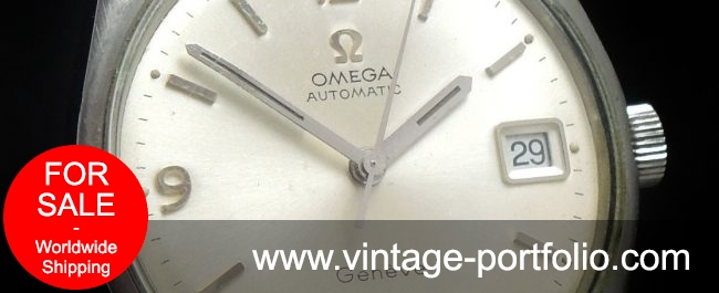 Perfect Omega Geneve Automatic Explorer Dial