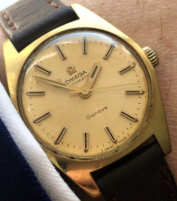 Original Omega Geneve Damen Ladies Lady Vintage