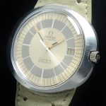 Serviced Omega Geneve Dynamic with cream dial