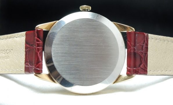 Rare Omega Genev Pie Pan with Onyxindices