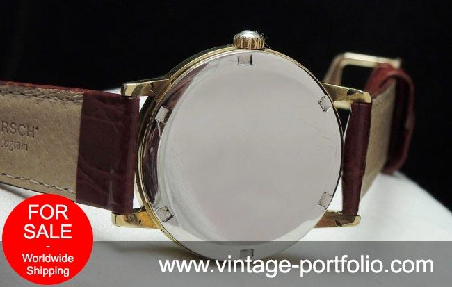 Beautiful Omega Geneve Vintage gold plated