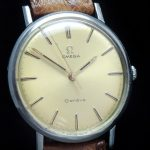 Beautiful Omega Geneve Vintage Cream Dial