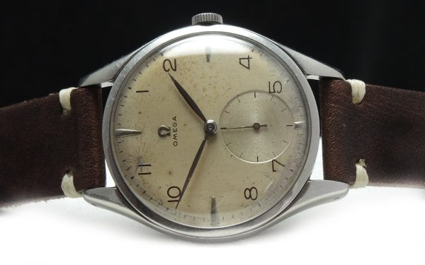 Omega Oversize Jumbo 38mm Oversize 30t2  with original dial