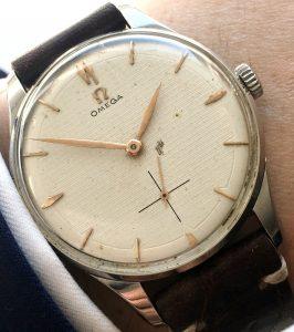 Omega Oversize Jumbo Uhr a1492 (1)
