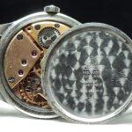 Omega 37mm Oversize Jumbo Vintage Honeycomb dial