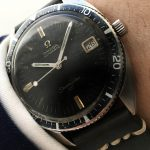 Omega Seamaster 120 Vintage Diver Automatik Automatic 37mm Date