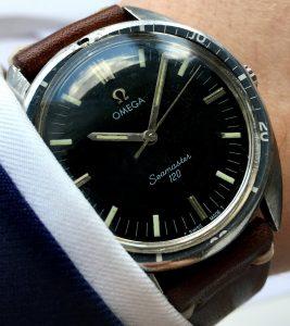 Omega Seamaster 120 Vintage a1524 (1)