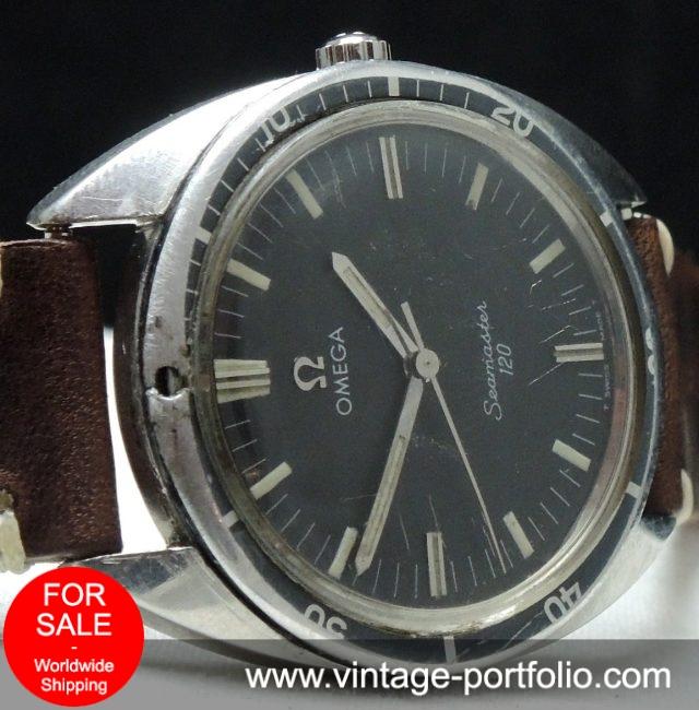 Omega Seamaster 120 Vintage Handwinding