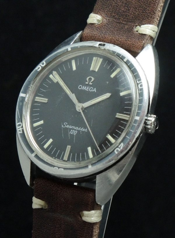 Omega Seamaster 120 Vintage Handaufzug