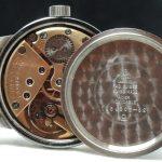 Omega Seamaster 30 with black dial Vintage