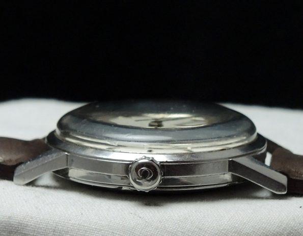 Rare Omega Seamaster 30 factory original Vintage Linen Dial