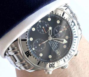 Omega Seamaster 300 Professional Chronograph a1813 (1)