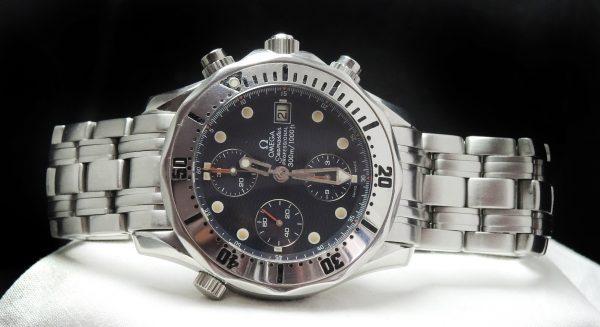 Omega Seamaster 300 Professional Chronograph 41mm Automatic