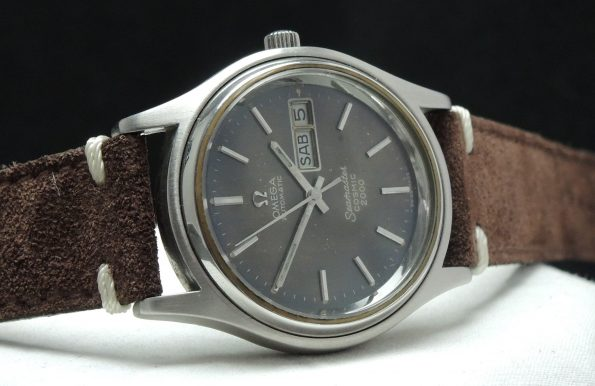 Serviced 38mm Oversize  Omega Seamaster Automatic Cosmic 200