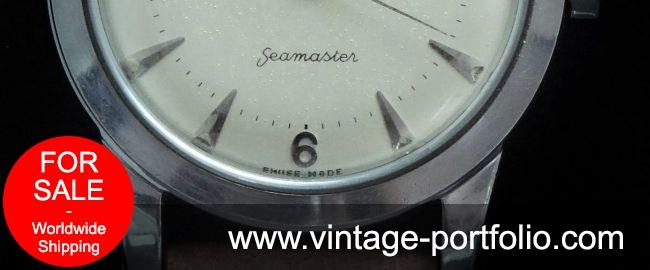 Omega Seamaster Automatic   Calatrava Explorer Dial